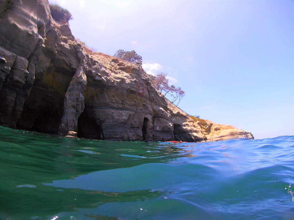 views from our kayak and snorkel tours