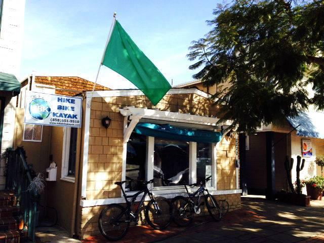 Hike Bike Kayak storefront